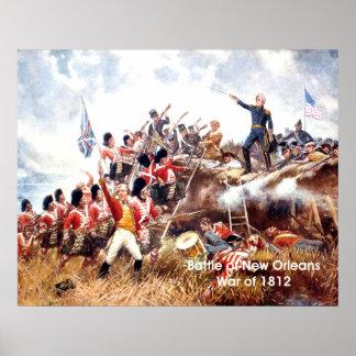 Guerra de ABH de 1812 Póster