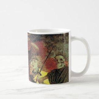 Guerra de Arnold Bocklin, bella arte del Taza De Café