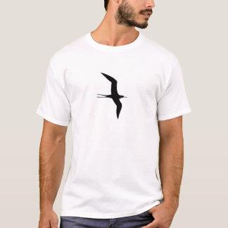 Guerra de O del hombre (frigatebird magnífico) Camiseta