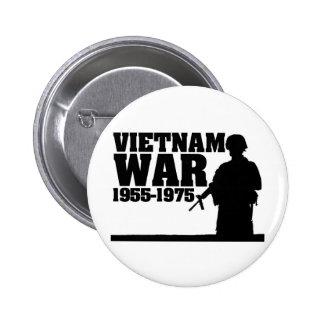 Guerra de Vietnam 1955-1975 Pins