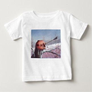 Guerra del invierno camiseta de bebé