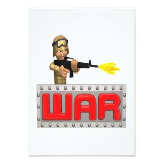 Guerra Comunicados Personales