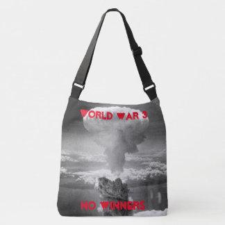 Guerra mundial 3 ningunos ganadores bolsa cruzada