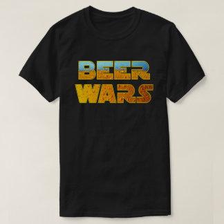 Guerras de la cerveza camiseta