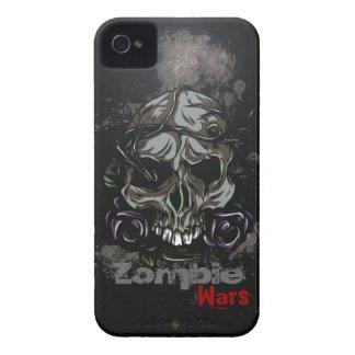 Guerras del zombi iPhone 4 protectores