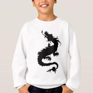 Guerrero 29 del dragón sudadera