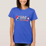 Guerrero Czaritsa de la cola Camiseta