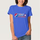 Guerrero Czaritsa de la cola Camisetas