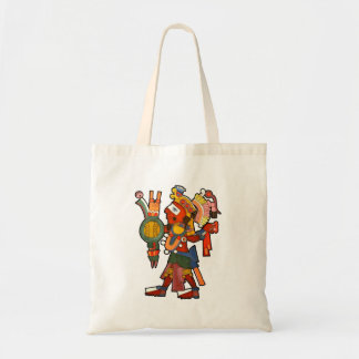 Guerrero indio maya del bolso bolsa de mano