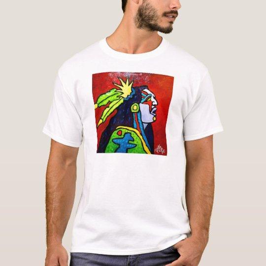 Guerrero místico # 1 por Piliero Camiseta