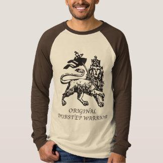 guerrero original del dubstep camiseta
