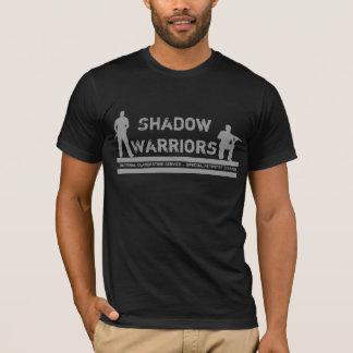 Guerreros de la sombra - servicio clandestino camiseta
