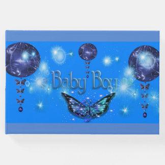 Guestbook de la ducha del bebé libro de invitados