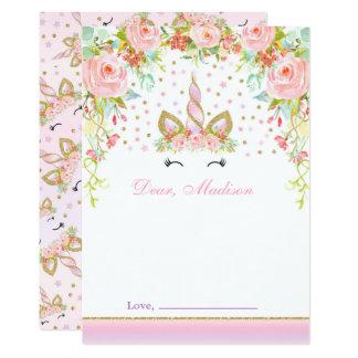 Guestbook de la tarjeta de nota de la cápsula de invitación 12,7 x 17,8 cm
