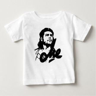 guevara del che camiseta de bebé