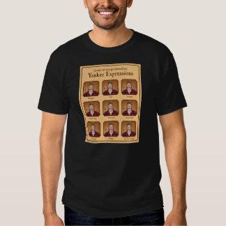 Guía del yanqui camisas