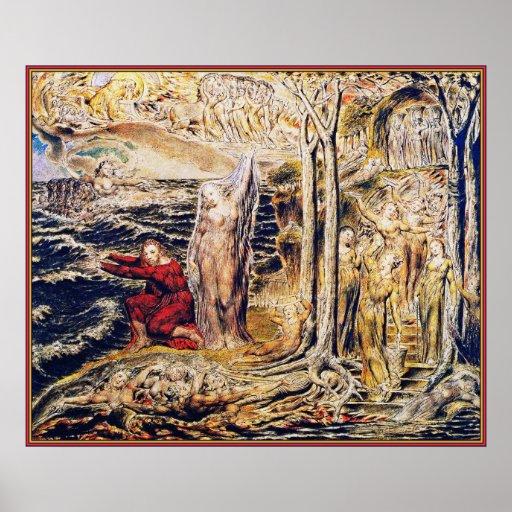 Guillermo Blake: De Antro Nympherum [cueva de ninf Impresiones