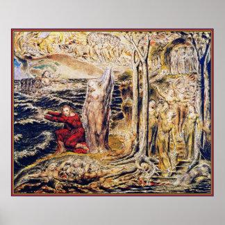 Guillermo Blake: De Antro Nympherum [cueva de Póster
