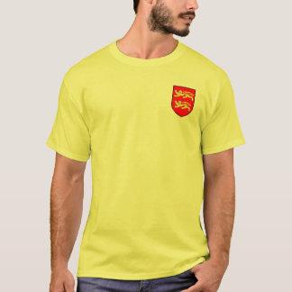 Guillermo la camisa del escudo de armas del