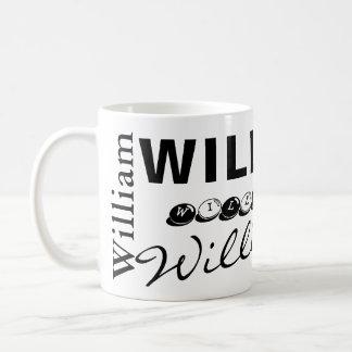 GUILLERMO - personalice la taza