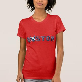 Guiñando Boston Terrier - Boston Red Sox Camisetas