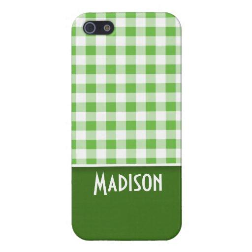Guinga verde linda iPhone 5 coberturas