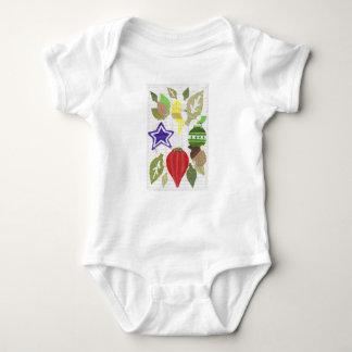Guirnalda Babygro de la chuchería Body Para Bebé