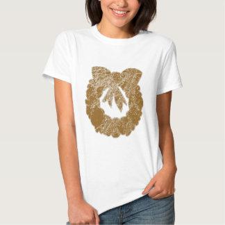 Guirnalda de la chispa del oro por Navin Camisas