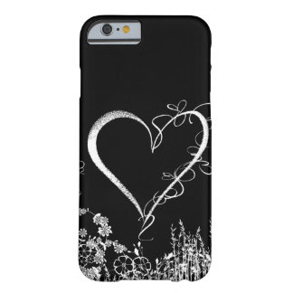 Guirnalda del amor funda de iPhone 6 barely there