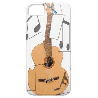 Guitarra Brown iPhone 5 Cobertura