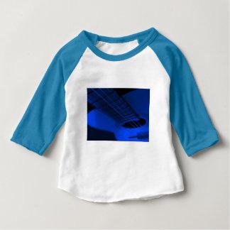 Guitarra Camiseta De Bebé