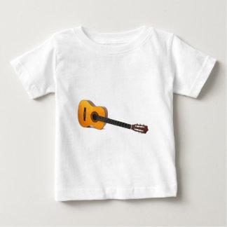 Guitarra clásica camiseta de bebé
