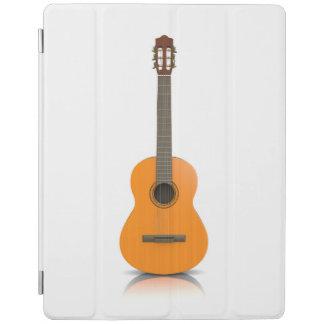 guitarra clásica de la cubierta elegante del iPad