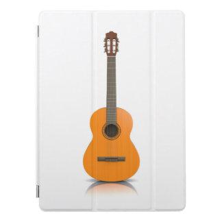 Guitarra clásica favorable cubierta del iPad de