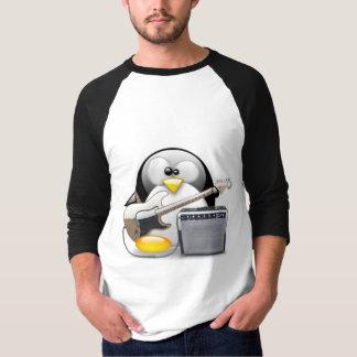 Guitarra y amplificador americanos clásicos Tux Camiseta