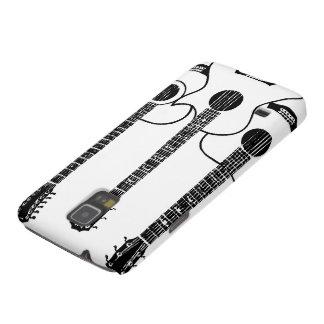 guitarras acústicas simples funda galaxy s5