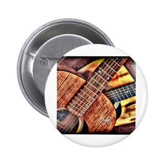 Guitarras del alto contraste pin