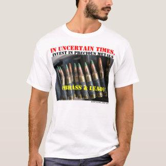 GunLink invierte en los metales preciosos camisa, Camiseta