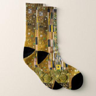 Gustavo Klimt - calcetines de oro