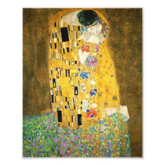 Gustavo Klimt el arte Nouveau del beso Arte Fotográfico