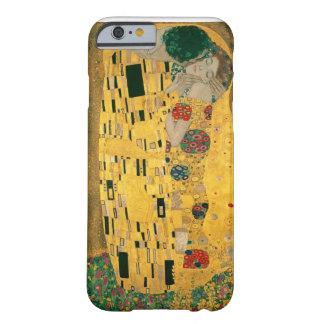 Gustavo Klimt el oro de Nouveau Jugendstil del Funda De iPhone 6 Barely There