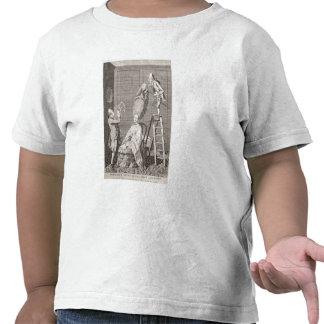 Gusto ridículo o la absurdidad de las señoras, camisetas