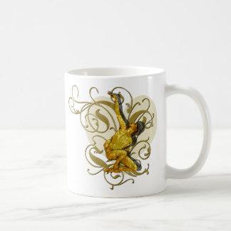 gymnatics rítmico taza de café