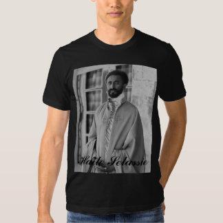 H.I.M. Haile Selassie. Camisetas