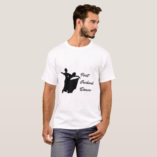 H. la camisa de los hombres de Jackson Brown