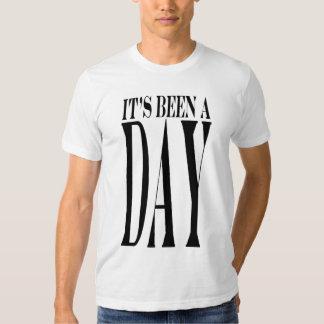 Ha sido un día largo camisas