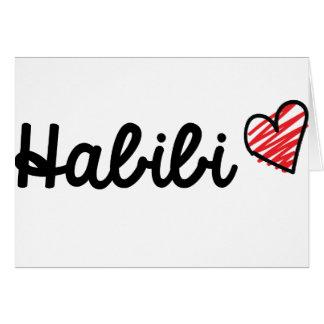 Habib2i Tarjeta De Felicitación
