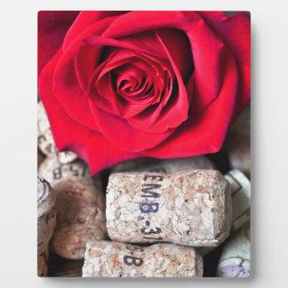 HABLA ROSA with cork Placa Expositora