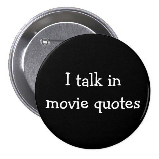 Hablo en citas de la película pin