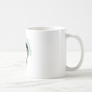 Hace el olor de I Taza De Café
